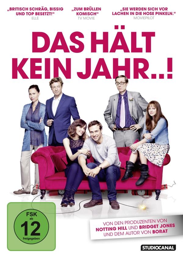 Das hält kein Jahr..! (Spielfilm, DVD/Blu-Ray)
