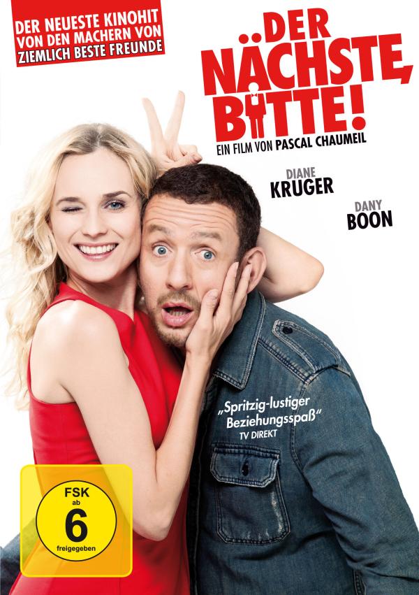 Der Nächste, bitte! (Spielfilm, DVD/Blu-Ray)