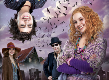 Die Vampirschwestern - DVD Cover © Sony Pictures Home Entertainment