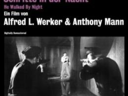 Schritte in der Nacht (Film Noir #12) Cover © Koch Media