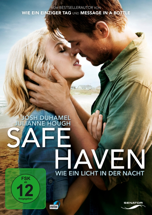 Safe Haven (Spielfilm, DVD/Blu-Ray)