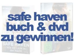 Safe Haven Buch und DVD zu gewinnen!
