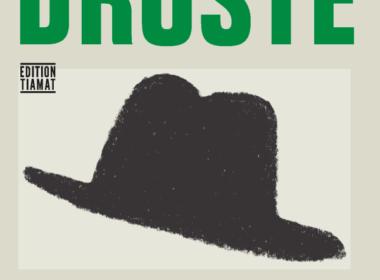 Wiglaf Droste - Die Würde des Menschen ist ein Konjunktiv (Buch) Cover © EditionTiamat