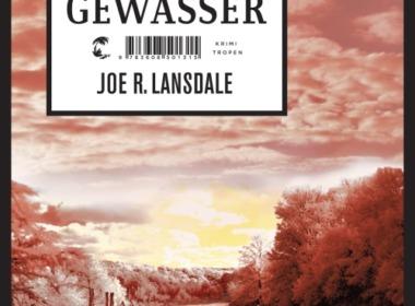 Joe R. Lansdale - Dunkle Gewässer (Buch) Cover © Klett-Cotta