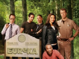 EUReKA - Die geheime Stadt - Staffel 5 Cover © Universal Pictures Home Entertainment