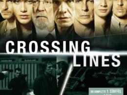 Crossing Lines Staffel 1 DVD Cover © STUDIOCANAL