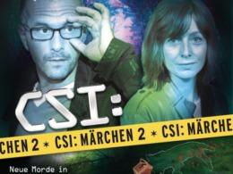CSI: Märchen 2 - Neue Morde in der Märchenwelt (Hörspiel) - Cover © Random House Audio