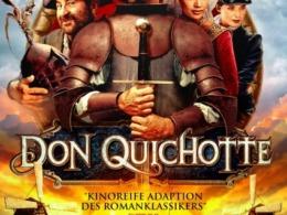 Don Quichotte DVD Cover © Koch Media