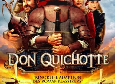 Don Quichotte DVD Cover © Koch Media