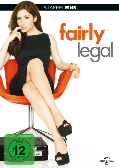 Fairly Legal – Staffel 1 (TV-Serie, 3DVD)