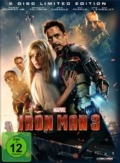 Iron Man 3 - DVD Cover © Concorde Home