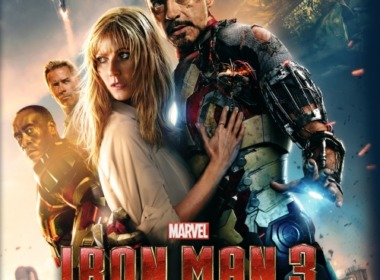 Iron Man 3 - DVD Cover © Concorde Home