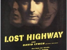 Lost Highway - DVD Cover © Universum Film/Senator