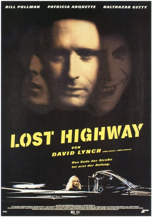 Lost Highway (Spielfilm, DVD)