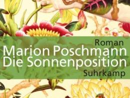 Marion Poschmann - Die Sonnenposition (Buch) Cover © Suhrkamp Verlag
