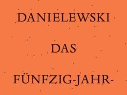 Mark Z. Danielewski - Das Fünfzig-Jahr-Schwert Cover © Tropen/Klett-Cotta