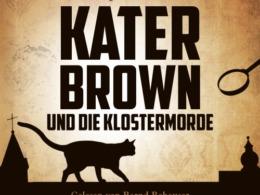 Ralph Sander - Kater Brown und die Klostermorde (Hörbuch) Cover © Lübbe Audio