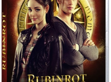 Rubinrot DVD 3D Packshot © Concorde Home Entertainment