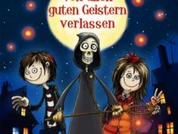 Sonja Kaiblinger - Scary Harry - Von allen guten Geistern verlassen (Buch) Cover © Loewe Verlag