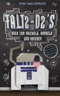 Tom Angleberger - Falt2-D2s Buch zum Krickeln, Krakeln und Knicken - Cover © Lübbe