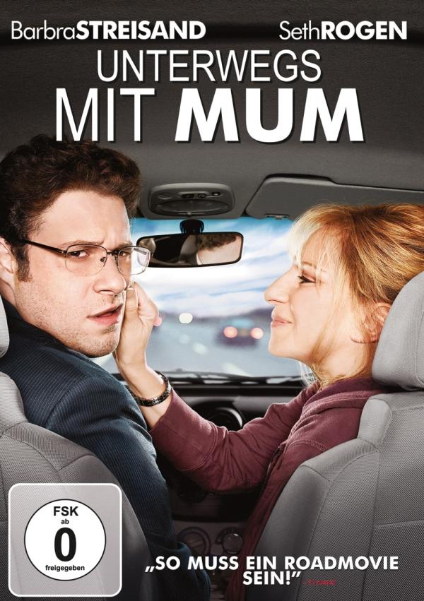 Unterwegs mit Mum (Spielfilm, DVD/Blu-Ray)