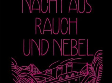 -Mechthild Gläser - Nacht aus Rauch und Nebel (Buch) Cover@ Loewe-Verlag