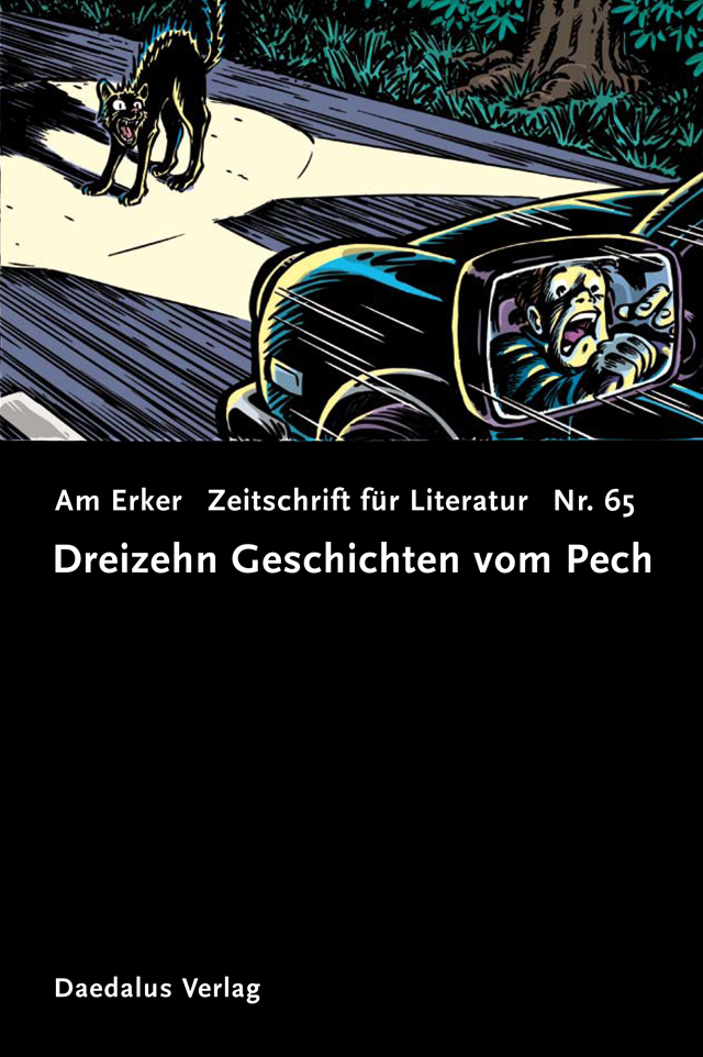 """Am Erker – Nr. 65, Dreizehn Geschichten vom Pech"""" (Literaturzeitschrift)"""