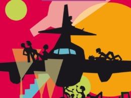Fliegende Liebende (Spielfilm) DVD Cover © Tobis