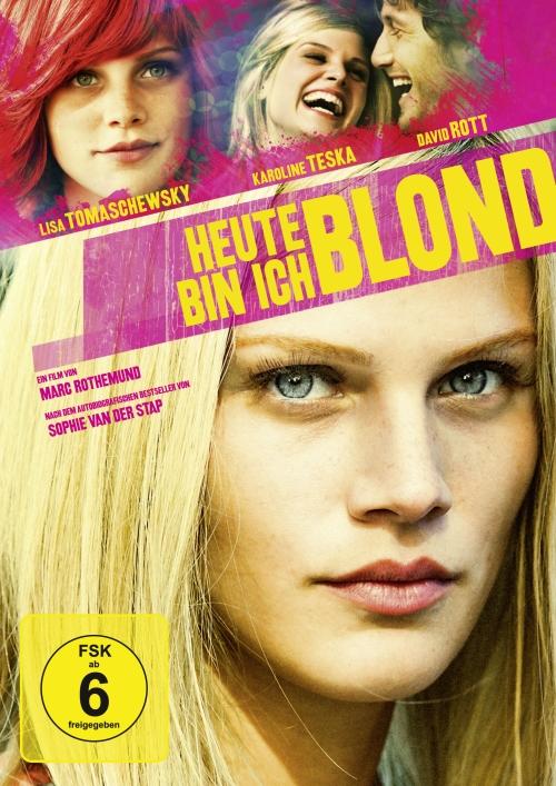 Heute bin ich blond (Spielfilm, DVD/Blu-Ray)