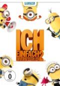 Ich - Einfach unverbesserlich 2 - DVD Cover © Universal Pictures