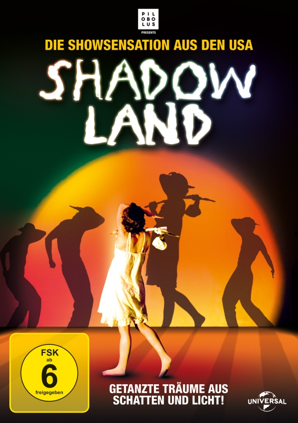 Shadowland (Dance-Show, DVD/Blu-Ray)