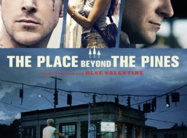 The Place Beyond The Pines DVD Cover © Arthaus