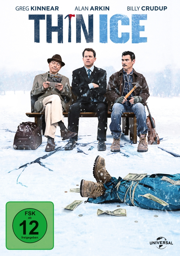Thin Ice (Spielfilm, DVD/Blu-Ray)