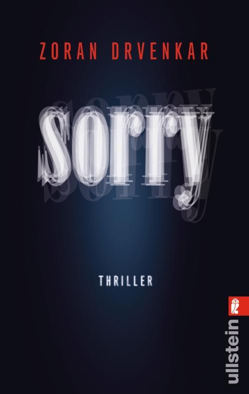 Zoran Drvenkar – Sorry (Buch)
