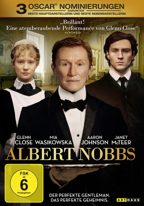 Albert Nobbs (Spielfilm, DVD/Blu-Ray)