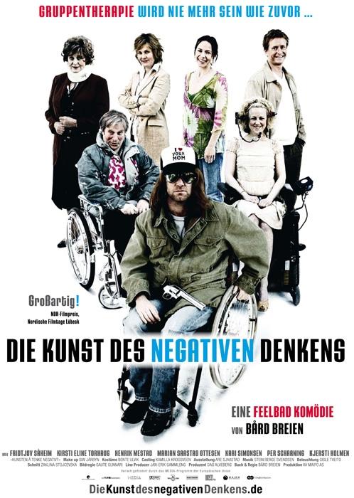 Die Kunst des negativen Denkens (Film, DVD)