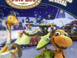 Dino-Zug Christmas-Special DVD Cover © STUDIOCANAL