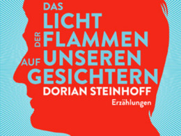 Dorian Steinhoff - Das Licht der Flammen auf unseren Gesichtern