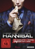 Hannibal Staffel 1 Cover © Studiocanal