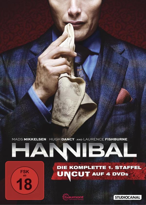 Hannibal – Staffel 1 UNCUT (Serie, 4DVD)