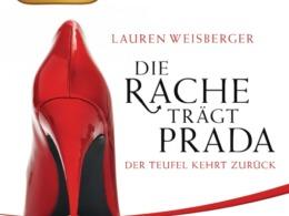 Lauren Weisberger - Die Rache trägt Prada (Hörbuch) Cover © der Hörverlag