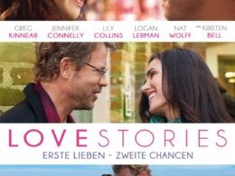 Love Stories - Erste Lieben, Zweite Chancen DVD Cover © Universum Film/Senator