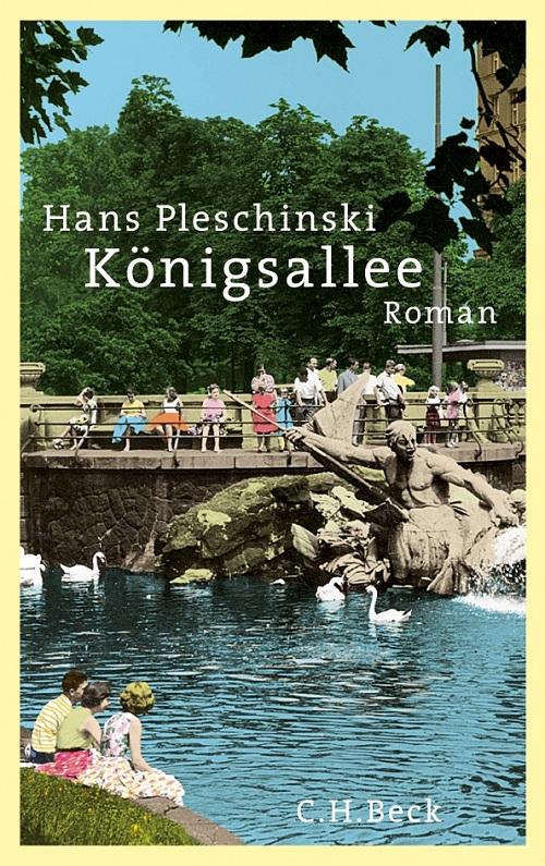 Hans Pleschinski – Königsallee (Buch)