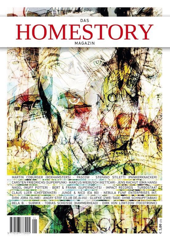 Das Homestory Magazin (Zeitschrift)