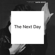 David Bowie - The Next Day (Cover © Columbia Records)