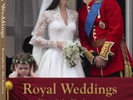 Royal Weddings - Königliche Hochzeiten Cover © teNeues Verlag
