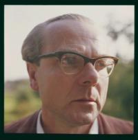Arno Schmidt (Foto: Rolf Becks © Arno-Schmidt-Stiftung)