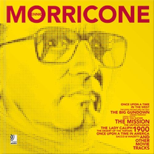 Sergio Miceli – Ennio Morricone. earBOOK (Buch)