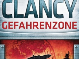Tom Clancy - Gefahrenzone (Buch) Cover © Heyne Verlag