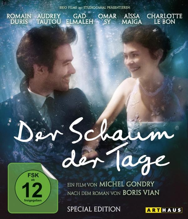 Der Schaum der Tage – Special Edition (Spielfilm, DVD/Blu-Ray)